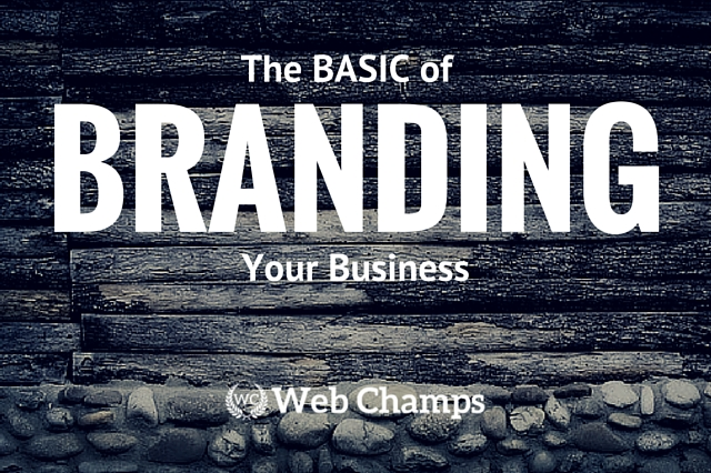 Basics Of Branding Your Small Business