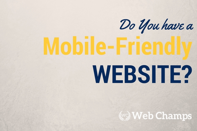 Mobile-friendly website, Web champs, Tulsa, oklahoma