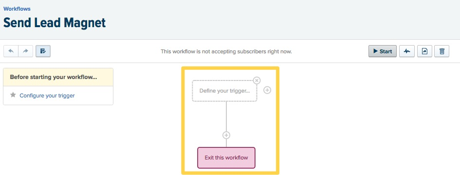 New Workflow Automation in GetDrip