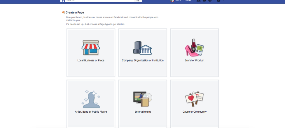 Create a Facebook Business Page, Web Champs, Tulsa Oklahoma